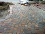 Cariboo Cresent Cobble Stone Driveway with Stair