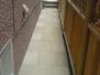 Retaining wall, fencing, pergola, paving stones