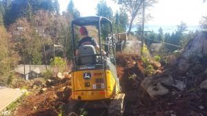 Excavation and Bobcat Work
