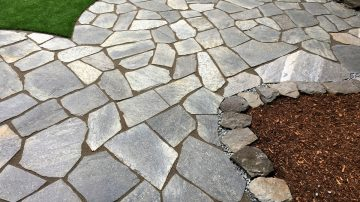 Flagstone and Cobble Stone